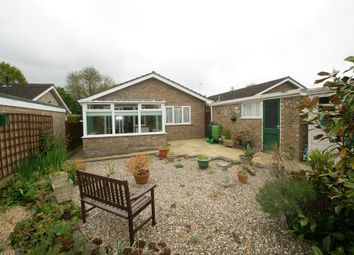 Thumbnail 2 bedroom detached bungalow for sale in Highfield Road, Halesworth