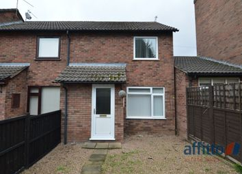 Thumbnail 2 bedroom terraced house to rent in Welham Walk, Leicester