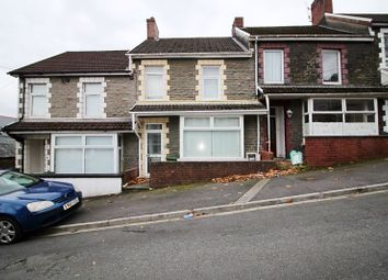Thumbnail 4 bedroom terraced house for sale in Hilda Street, Treforest, Pontypridd