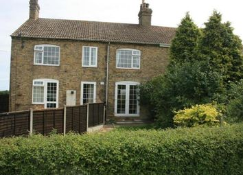 Thumbnail 2 bed terraced house to rent in Ravensden Road, Wilden, Bedford