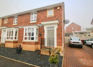 3 bed semi-detached house for sale in 5 Hoggan Path, Longcroft, Bonnybridge FK4