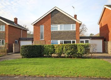Thumbnail 3 bed detached house for sale in Kenilworth Close, New Milton