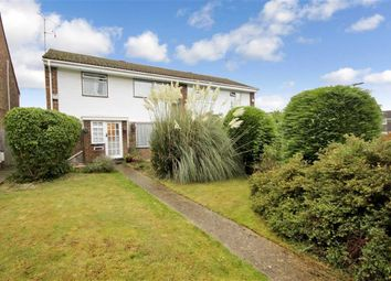 Thumbnail 3 bed semi-detached house for sale in Barrington Close, Swindon, Wiltshire