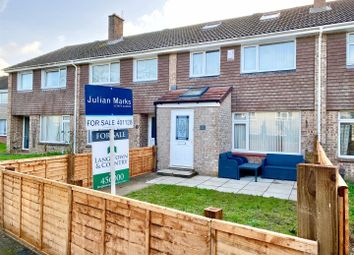 4 bed terraced house for sale in Langdon Court, Plymstock, Plymouth PL9
