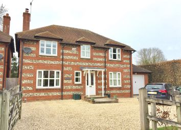 Thumbnail 4 bed detached house for sale in Beech Hollow, Shrewton, Salisbury