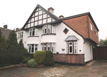 Thumbnail 5 bed semi-detached house for sale in Southborough Lane, Bromley, Kent