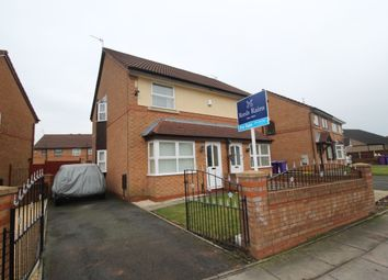 Thumbnail 3 bed semi-detached house for sale in Sparrow Hall Road, Liverpool