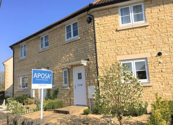 Thumbnail 2 bed terraced house for sale in Greenacres, Compton Road, Shepton Mallet