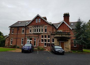 Thumbnail 2 bed flat to rent in Sefton House, Junction Lane, Burscough, Lancashire