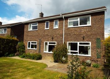 Thumbnail 4 bedroom detached house for sale in Horningsea, Cambridge, Cambridgeshire