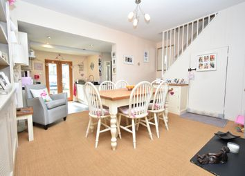 Thumbnail 3 bed terraced house for sale in Shaw Road, Newbury
