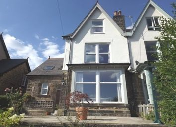 Thumbnail 4 bed semi-detached house to rent in Castleton Road Hathersage, Hope Valley