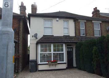 Thumbnail 2 bed semi-detached house to rent in Main Road, Broomfield, Chelmsford, Essex