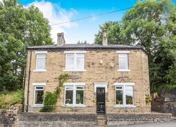 Thumbnail 3 bed detached house for sale in Halifax Old Road, Hipperholme, Halifax