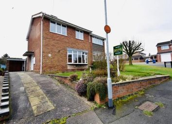 3 bed semi-detached house for sale in Beechen Grove, Chase Terrace, Burntwood WS7