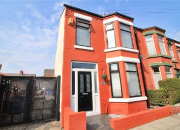 Thumbnail 3 bedroom end terrace house for sale in Haddon Avenue, Orrell Park