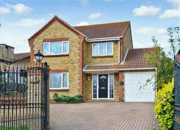 Thumbnail 4 bed detached house for sale in Lynmouth Drive, Minster On Sea, Sheerness, Kent