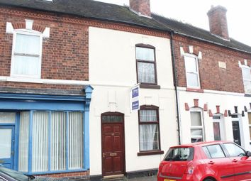 Thumbnail 2 bedroom terraced house for sale in Park Road, Bloxwich, Walsall