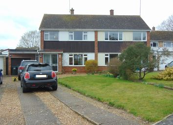 Thumbnail 3 bed semi-detached house to rent in Woodbrook, Charing, Ashford