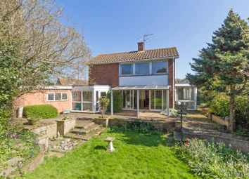 Thumbnail 3 bed detached house for sale in Sheppey Way, Bobbing, Sittingbourne