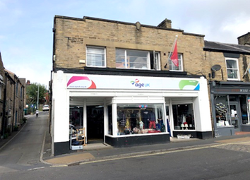 Thumbnail Retail premises for sale in Market Street, New Mills