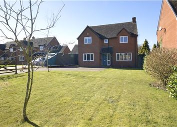 Thumbnail 4 bed detached house for sale in Archers Lane, Stoke Orchard