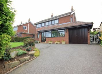 Thumbnail 3 bed detached house for sale in Mill Lane, Lower Moddershall, Moddershall, Stone