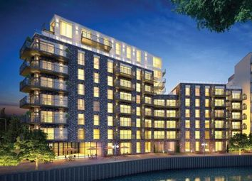 Thumbnail 2 bedroom flat for sale in Leven Wharf, Poplar, London