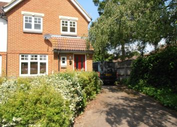 Thumbnail 3 bed semi-detached house to rent in Grant Drive, Maidstone