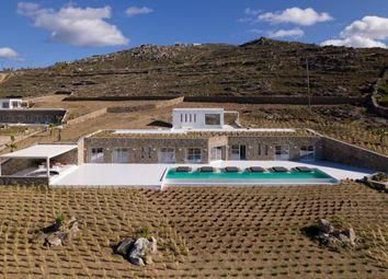 Thumbnail 6 bed villa for sale in Ftelia, Mykonos, Cyclade Islands, South Aegean, Greece