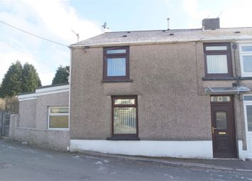Thumbnail 2 bed end terrace house for sale in Treharne Cottages, Maesteg, Mid Glamorgan
