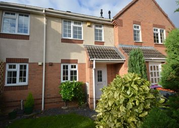 Thumbnail 2 bed terraced house to rent in Trafalgar Close, Muxton, Telford