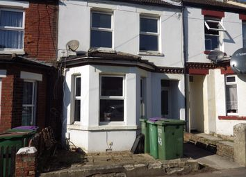 Thumbnail 2 bedroom terraced house to rent in Greenfield Road, Folkestone