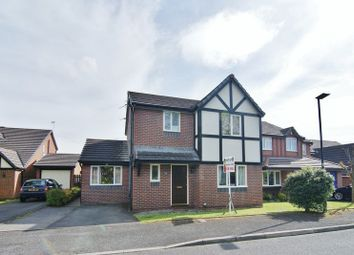 Thumbnail 3 bedroom detached house for sale in Spring Hill, Freckleton
