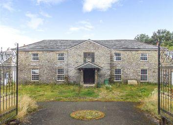 Thumbnail 7 bed detached house for sale in Trelaske Manor, Lewannick, Launceston