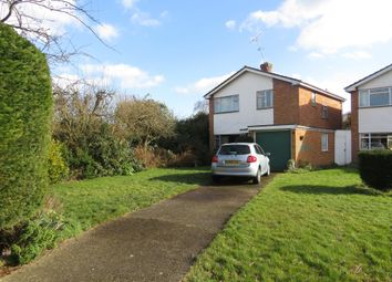 Thumbnail 3 bed detached house for sale in Nash Close, Earley, Reading