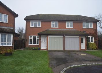 3 bed semi-detached house for sale in New Dawn Close, Farnborough GU14