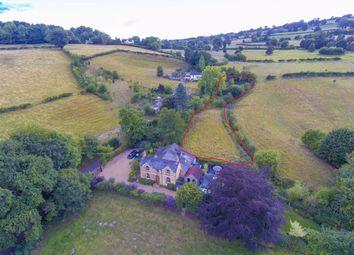 Thumbnail 4 bed detached house for sale in Pontfaen, Pontfaen, Chrik