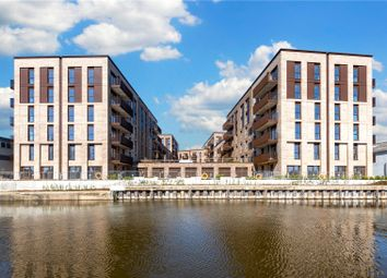 Thumbnail 3 bed flat for sale in Liberty Wharf, Waterfront Heights, 152 Mount Pleasant, Wembley