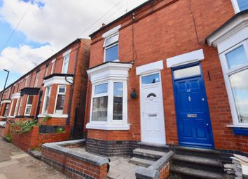 Thumbnail 2 bed end terrace house to rent in Highland Road, Earlsdon, Coventry