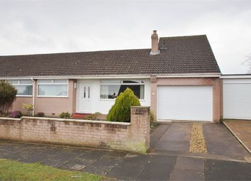 Thumbnail 3 bed semi-detached bungalow for sale in Farbrow Road, Carlisle, Cumbria