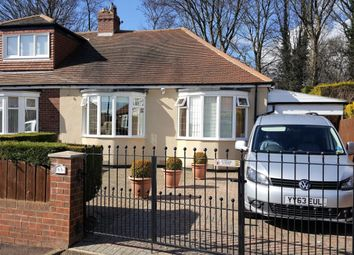 Thumbnail 2 bedroom bungalow for sale in Ashleigh Crescent, Denton Burn, Newcastle Upon Tyne