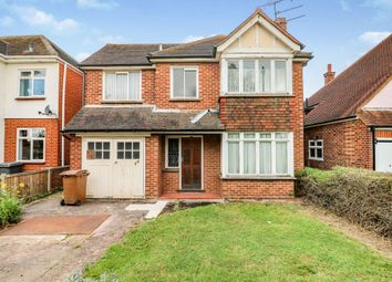 Thumbnail 4 bed detached house for sale in Chelmerton Avenue, Chelmsford