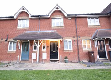 Thumbnail 2 bed terraced house to rent in Campion Close, Rush Green, Romford