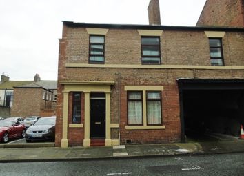 Thumbnail 3 bed flat for sale in Norfolk Street, North Shields