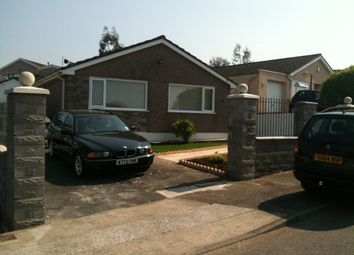 Thumbnail 3 bed bungalow for sale in Heol Dal Y Copa, Llansamlet, Swansea