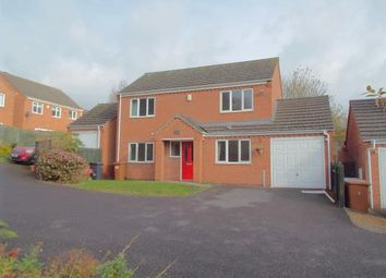 Thumbnail 4 bed detached house for sale in Orton Road, Earl Shilton, Leicester, Leicestershire