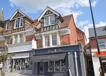 Thumbnail 3 bedroom flat for sale in High Street, Uckfield