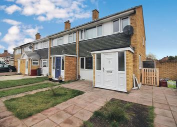 Thumbnail 3 bed end terrace house to rent in Sutton Hall Road, Heston, Hounslow
