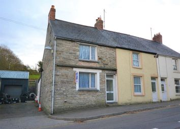 Thumbnail 2 bedroom end terrace house for sale in 27 Castle Street, Cardigan, Ceredigion
